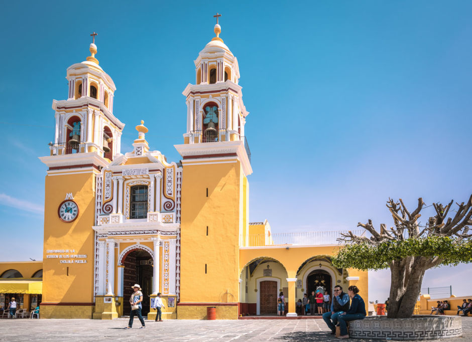 pueblos más pintorescos de Puebla