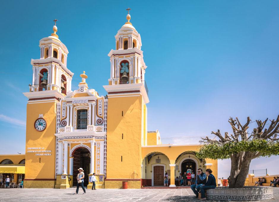 Cholula Puebla México