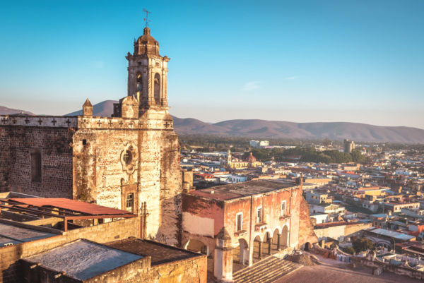 Atlixco Puebla México