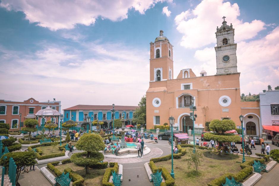 Pueblos Mágicos desde la Ciudad de México