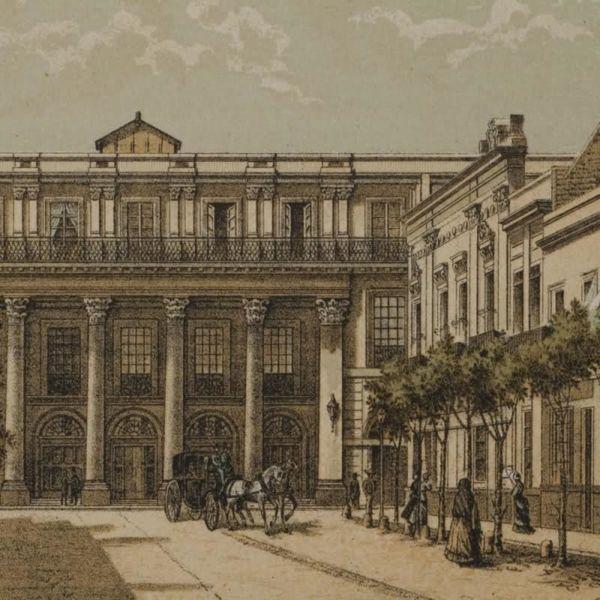 Gran Teatro Nacional Ciudad de Mexico