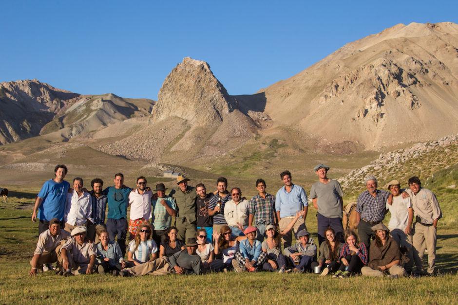 cruce de los Andes grupo