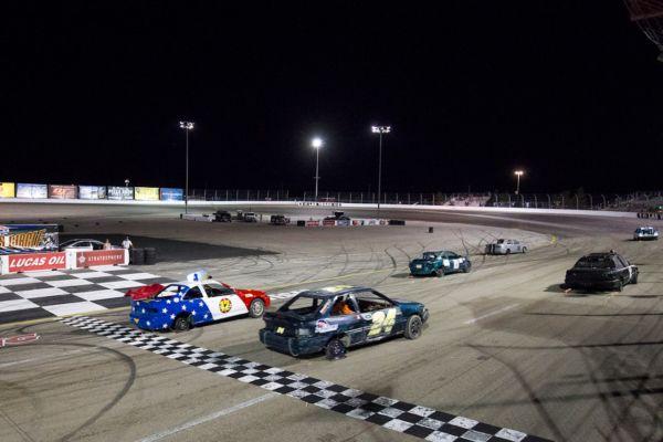 Night of Fire Las Vegas Speedway