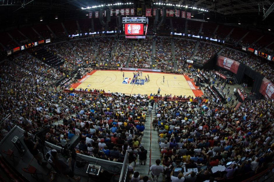 NBA Summer League Las Vegas