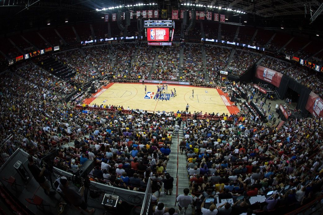 NBA Summer League Las Vegas