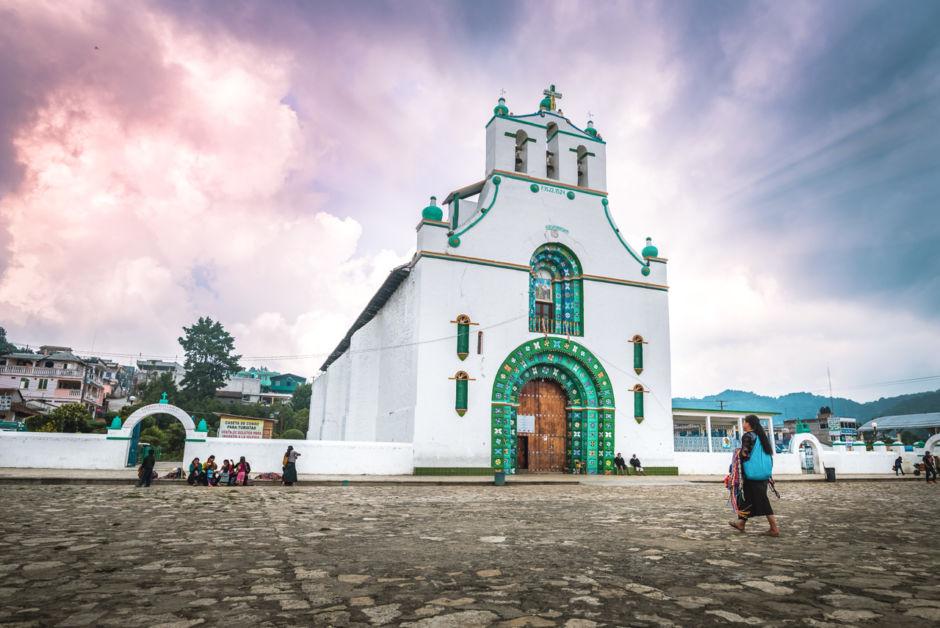 Visita a San Juan Chamula