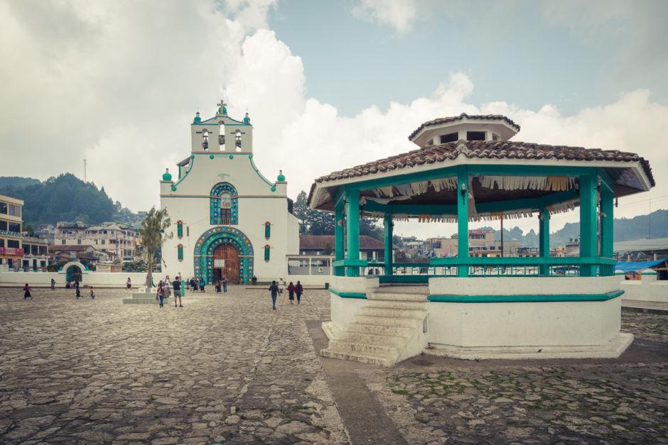 San Juan Chamula Chiapas México