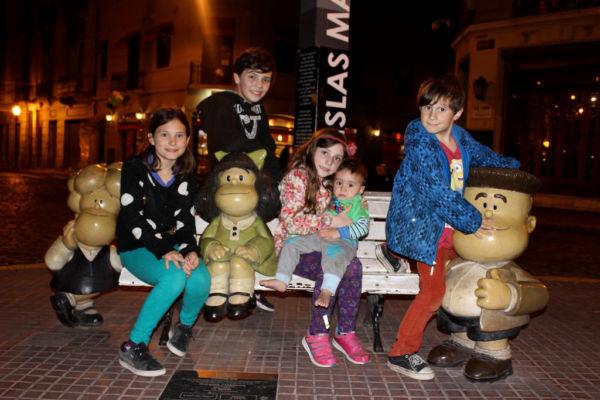 Buenos Aires por la noche
