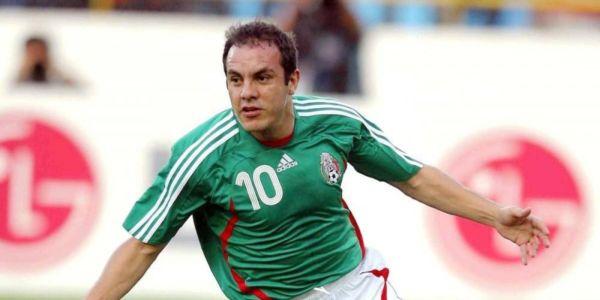 El once ideal de la selección mexicana