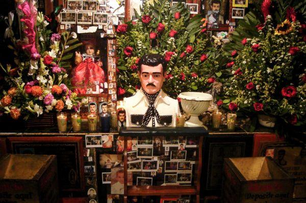 Cultos populares en México