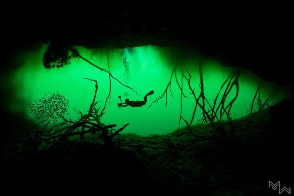 Cenotes en México