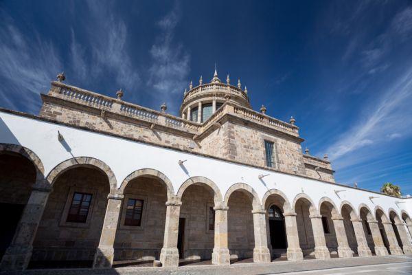 Historia del Instituto Cultural Cabañas