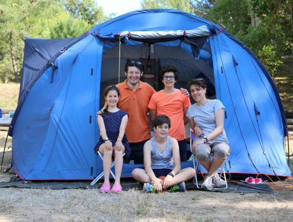 acampar cerca de la CDMX Ciudad de México