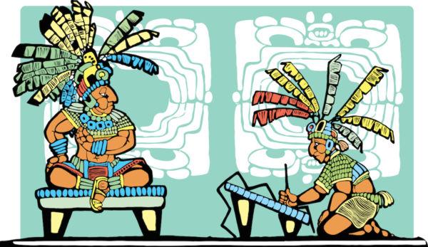 códices amoxtli adivinanzas profecías Chilam Balam