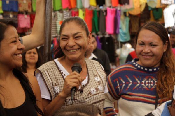 reina del albur Lourdes Ruiz