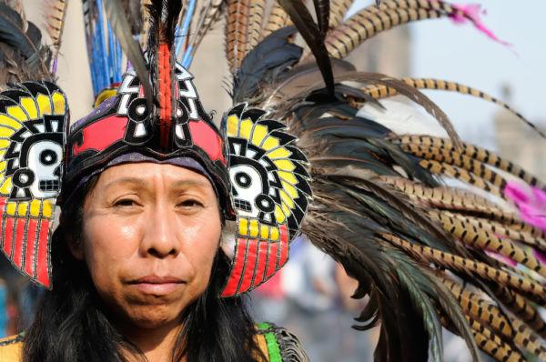mentiras sobre los pueblos prehispánicos