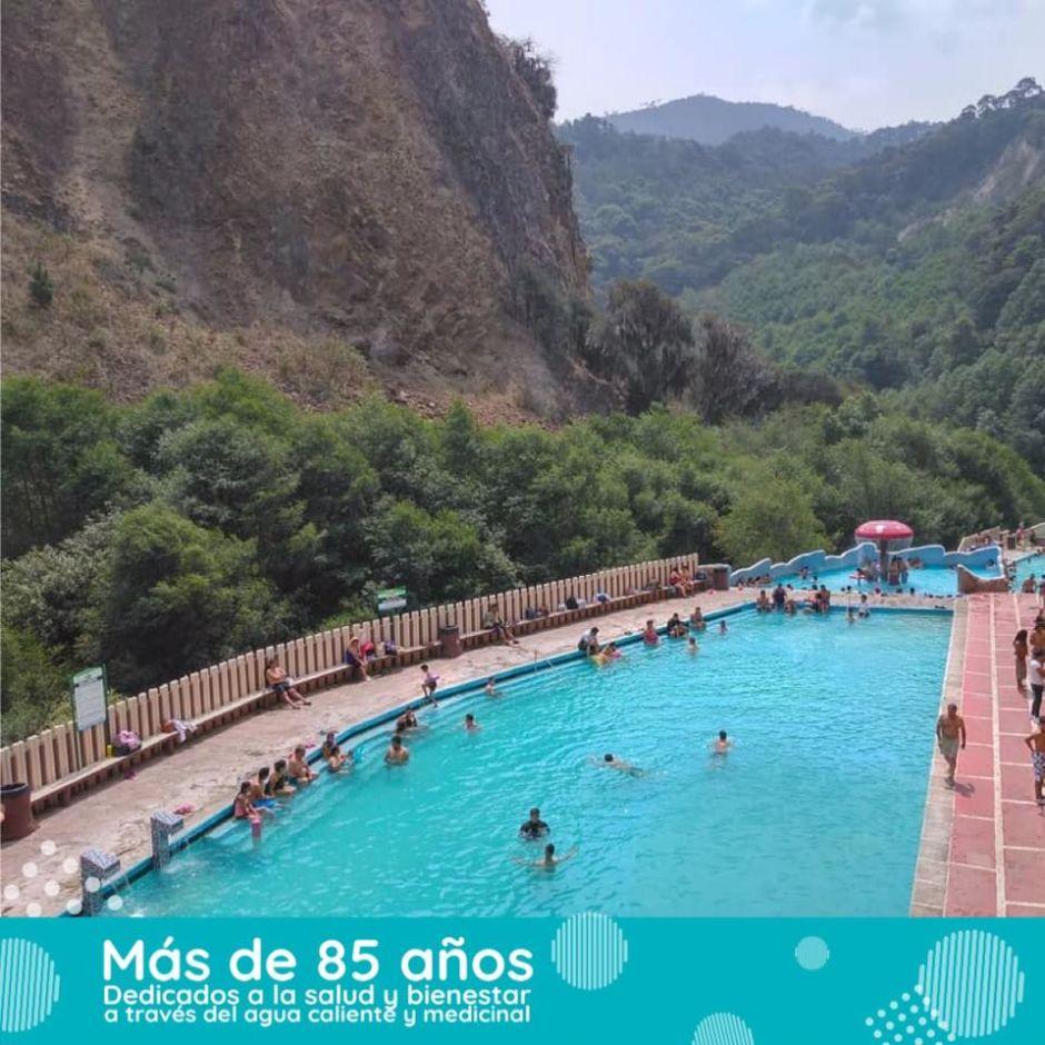 Hotel y Balneario Aguas Termales de Chignahuapan