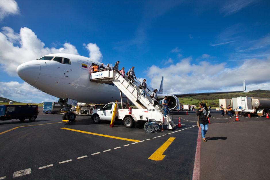 aeropuerto de Rapa Nui