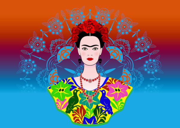 boda de Frida y Diego