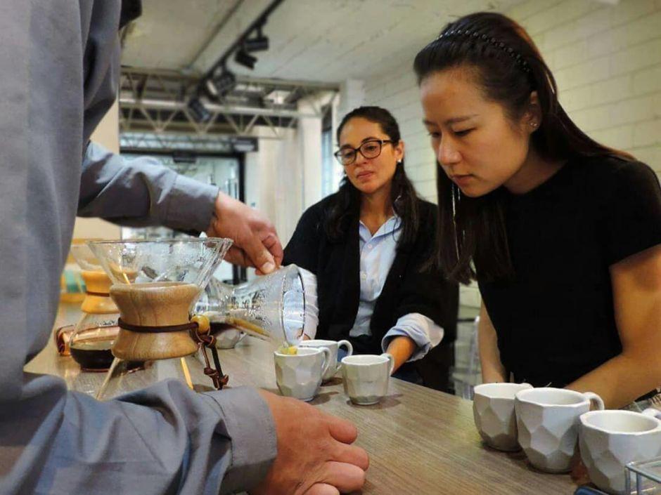 Catación Pública, uno de los mejores cafés de Bogotá