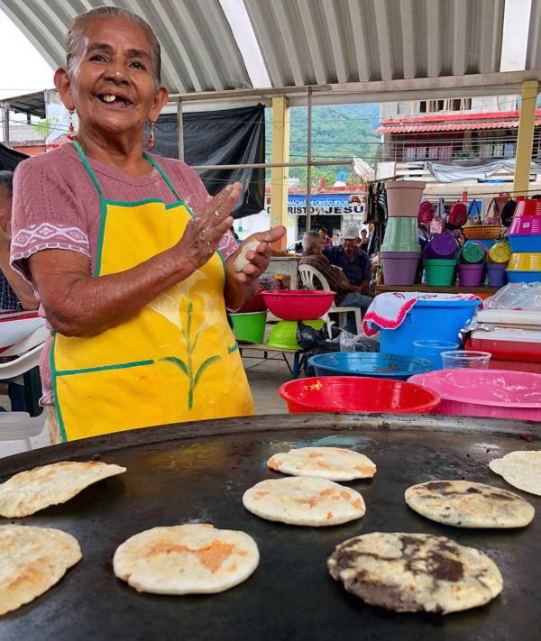 comida Huasteca