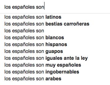 cómo son los españoles