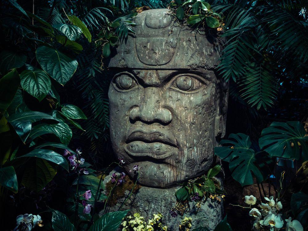 Preclásico: Los Olmecas.