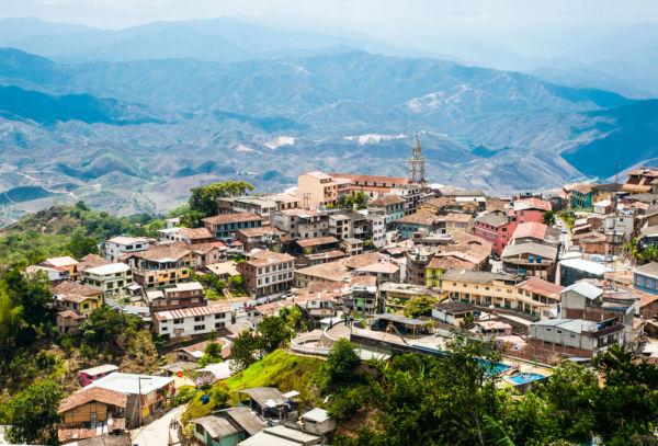 lugares poco conocidos de Ecuador, Zaruma