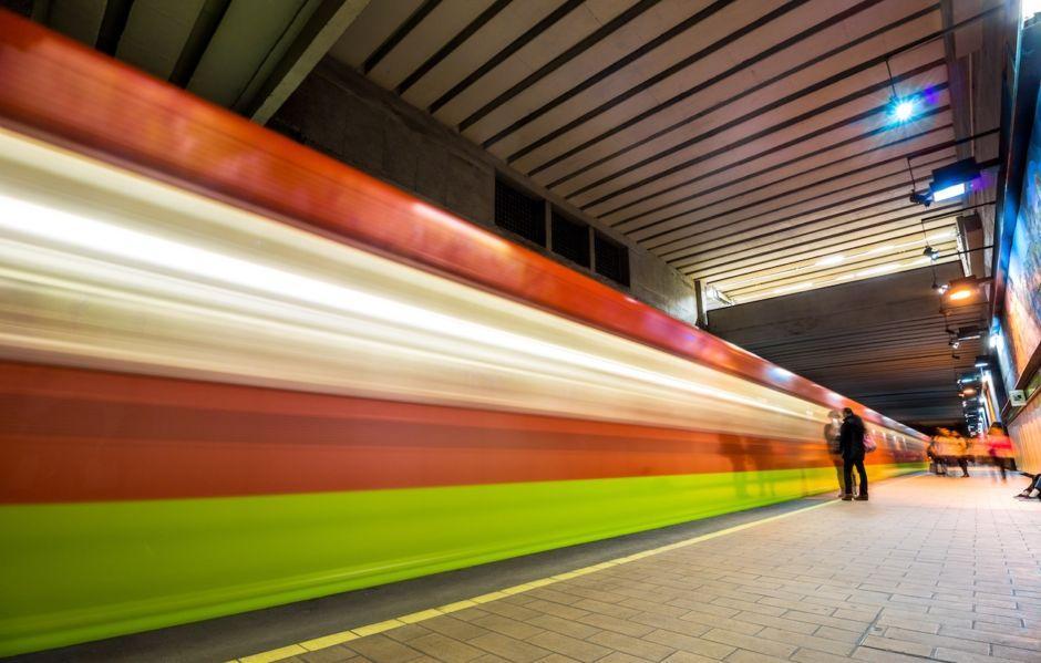 estaciones del metro de la ciudad de mexico