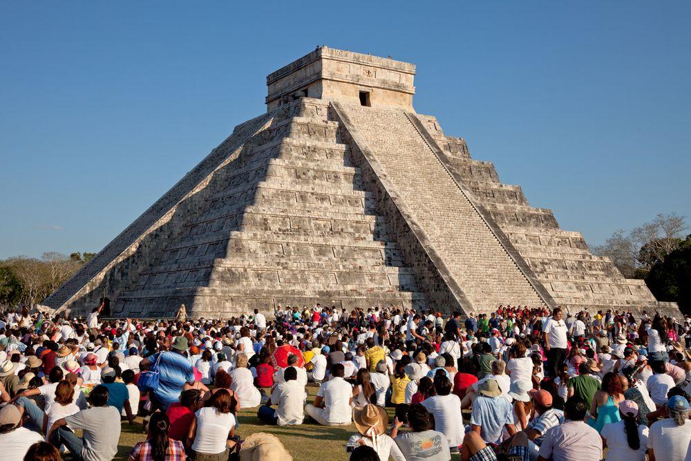 La zona de Chichén Itzá permanecerá cerrada en Semana Santa