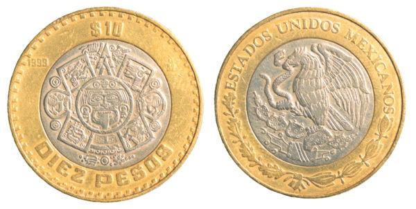 historias que cuentan las monedas de México