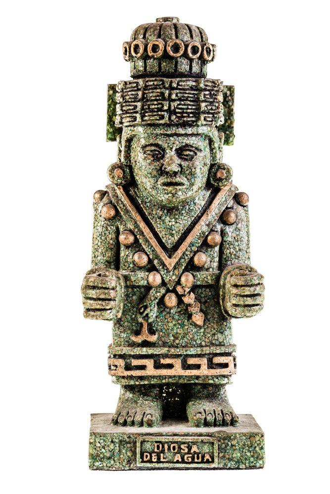 dioses mexica de los desastres naturales