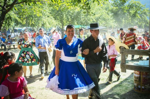 fiestas patrias chilenas cueca