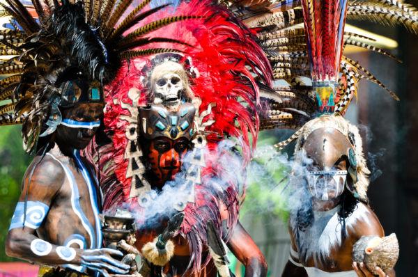 diferencias entre mayas y mexicas