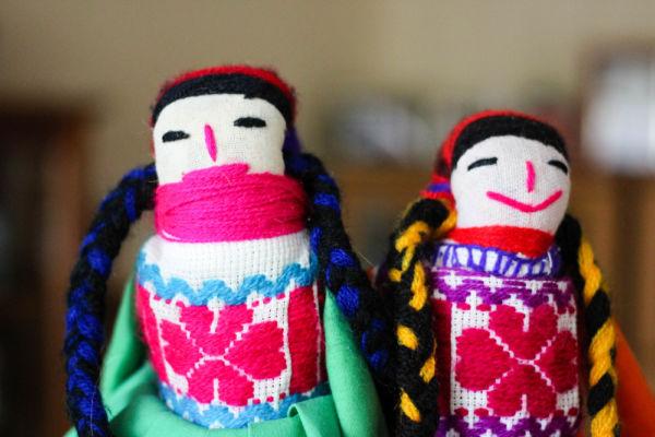 juguetes tradicionales mexicanos muñecas mexicanas