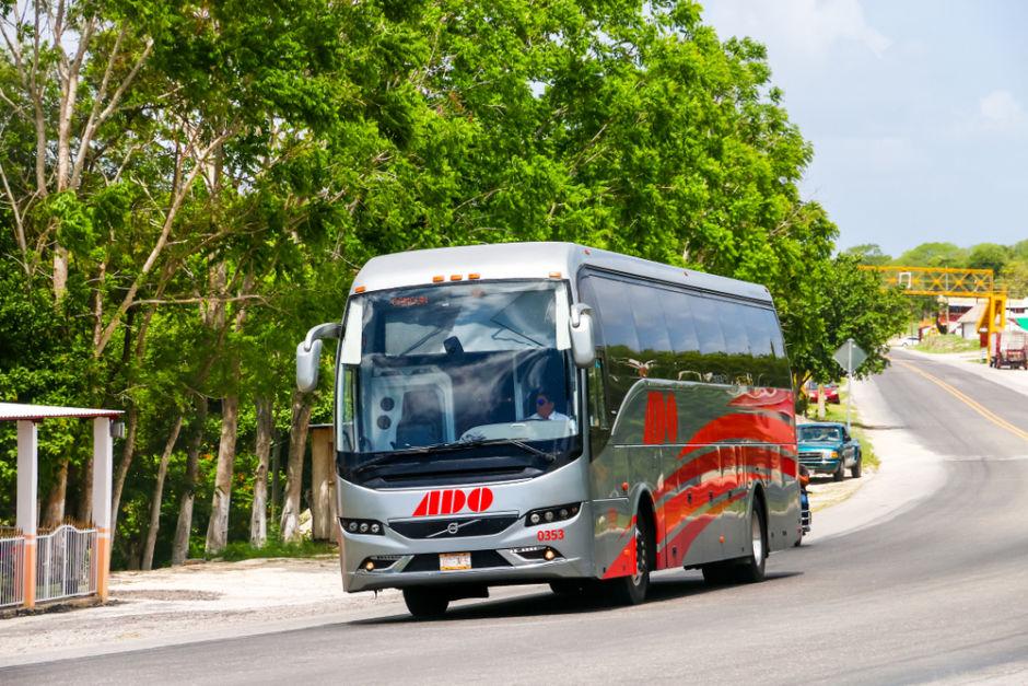 consejos para viajar en autobús por México