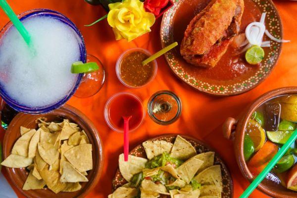 comida típica en Guadalajara