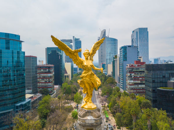 ángel de la Independencia CDMX