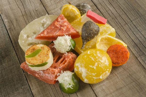 los dulces más raros de México