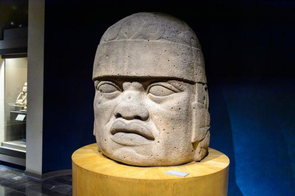 mejores museos de arqueología mexicanos museo nacional de antropología cabeza olmeca
