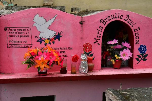 Día de Muertos en Pomuch