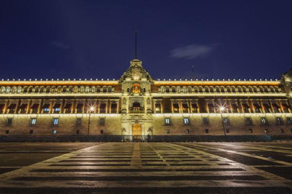 Palacio Nacional de la CDMX