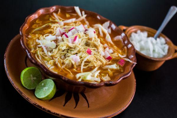 Cena en Navidad y fin de año en México