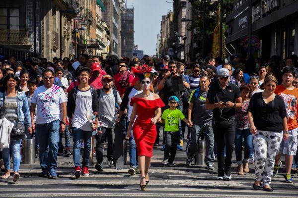 tapatíos en la Ciudad de México