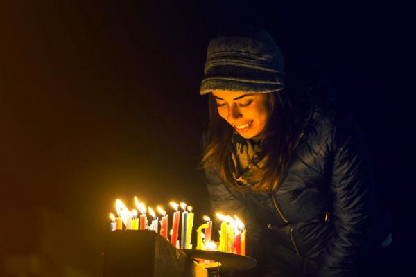 Día y Noche de las Velitas en Colombia