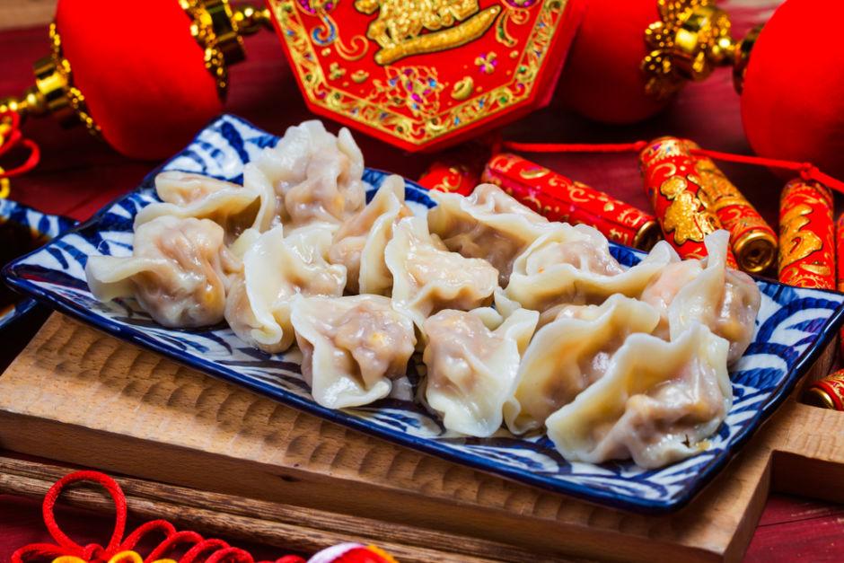 dumplings Dong Zhi