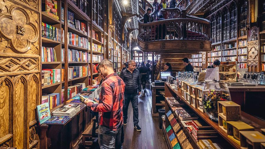 librerías más antiguas del mundo