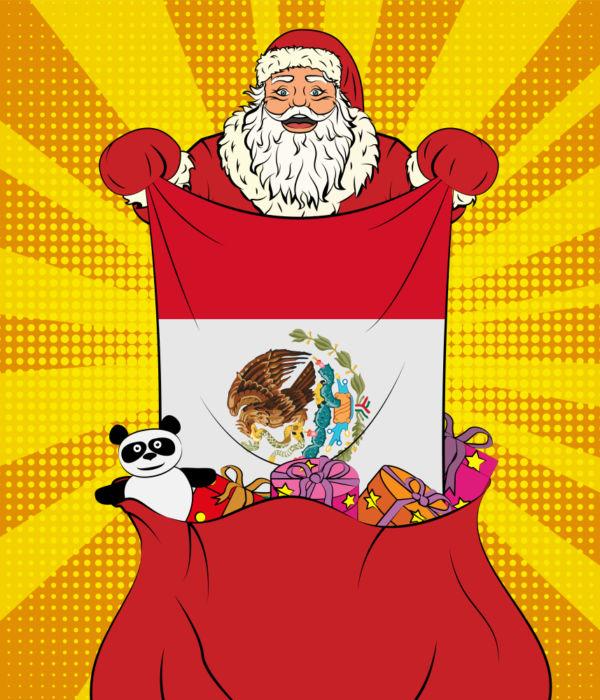 maratón Guadalupe Reyes celebraciones de diciembre en México