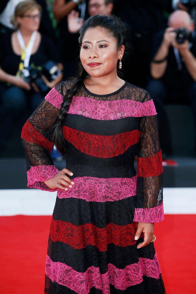 Yalitza Aparicio y el racismo mexicano  película Roma