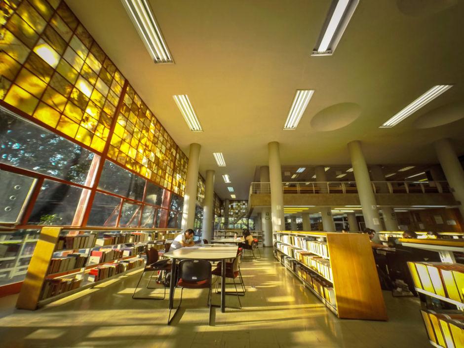 Biblioteca Centra de Ciudad